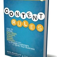 Content Rules is an impactful … oops … great book on content marketing