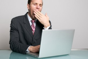 Is your business website a long-winded bore?