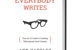 Another Book Review of Everybody Writes