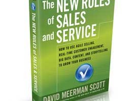 Why Marketers Should Read The New Rules of Sales and Service