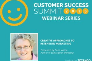 Watch the Customer Retention Marketing Webinar