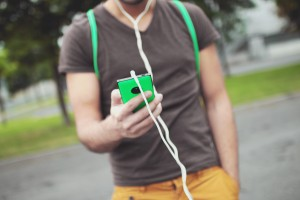 Audio Content Consumption in a Mobile World