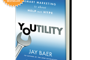 Five Reasons to Love Youtility by Jay Baer [Book review]