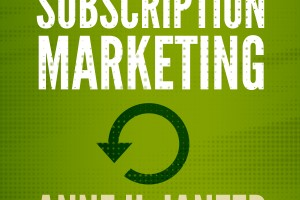 Subscription Marketing Now an Audiobook