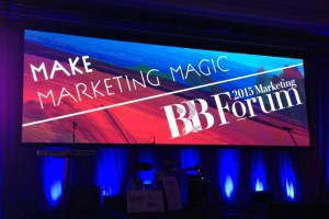 B2B Marketing Forum: 5 Ideas that Stick