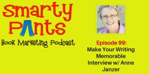 Smarty Pants Book Marketing podcast