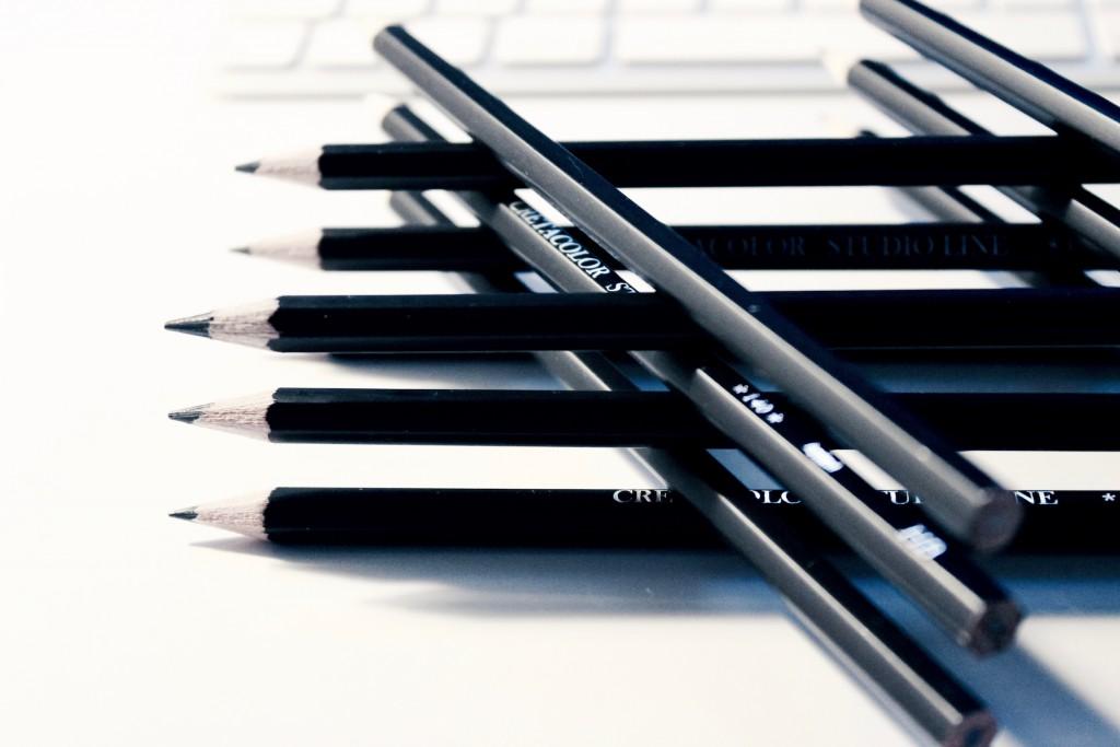Pencils Marcin Czaja