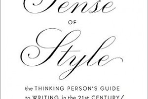 Another Book for Writers: A Sense of Style