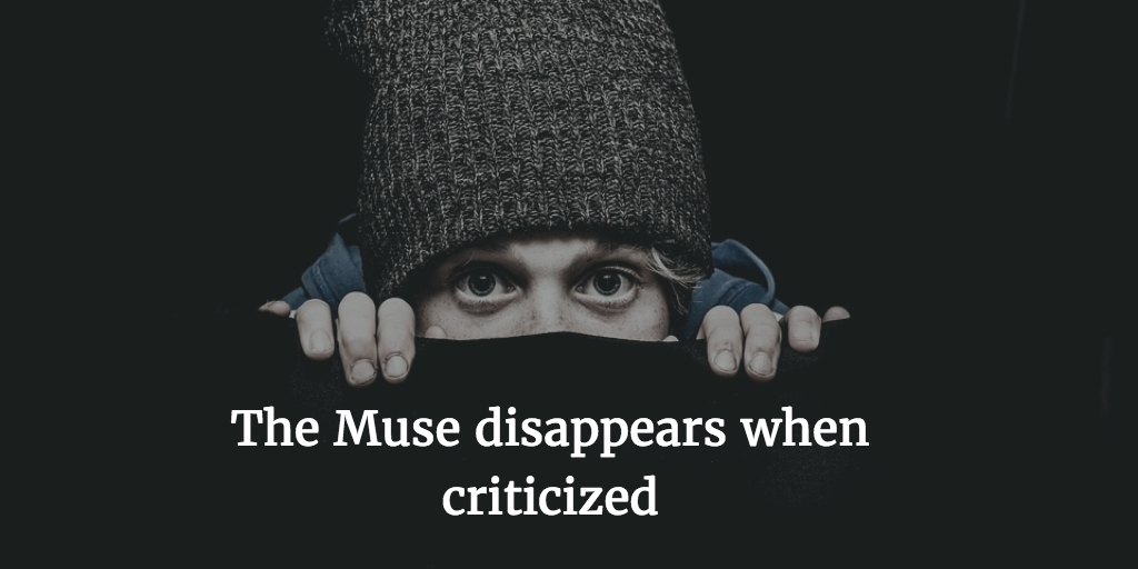 Muse disappears