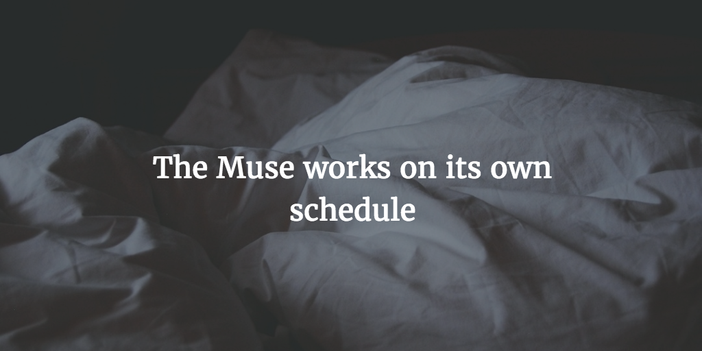 Muse schedule