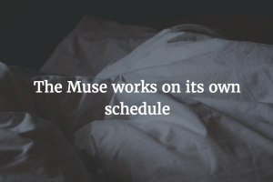 Managing the Muse