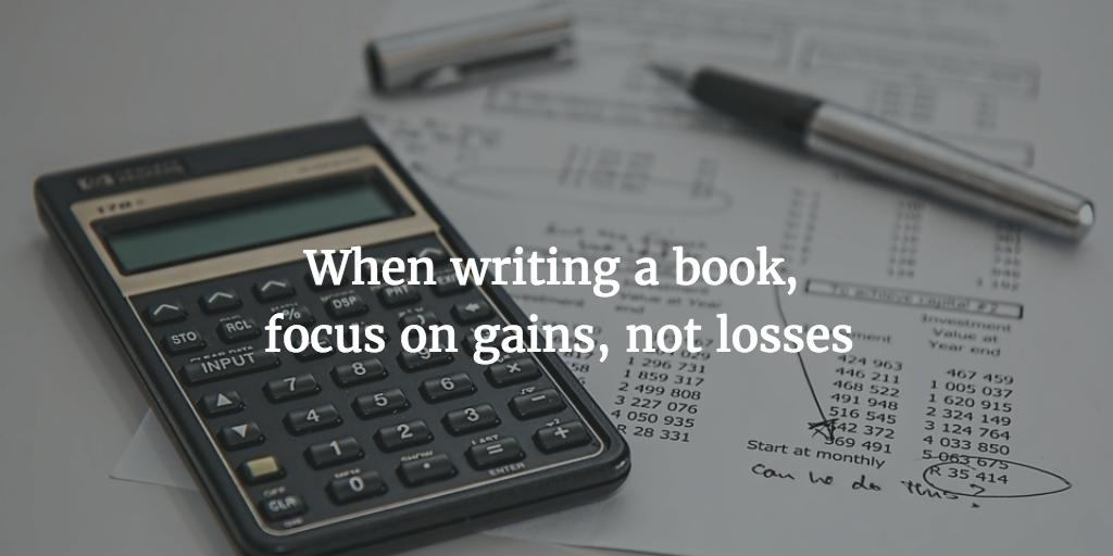 book gains