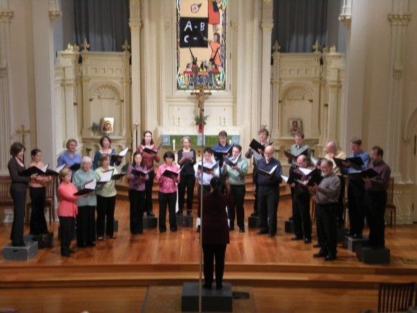 SFCA June concert St Marks