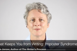 Video: The Imposter Syndrome