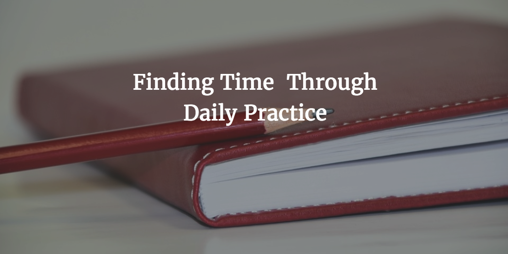 finding time