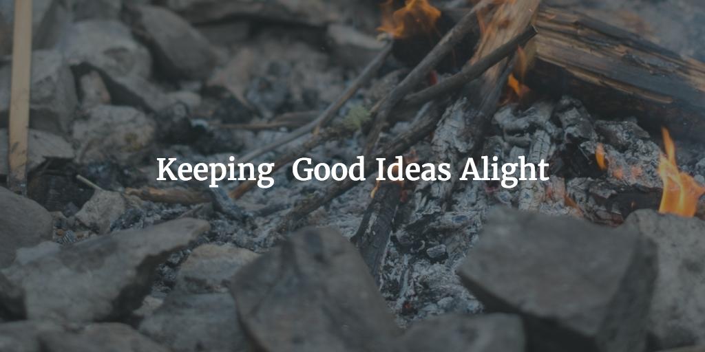 good ideas ashes