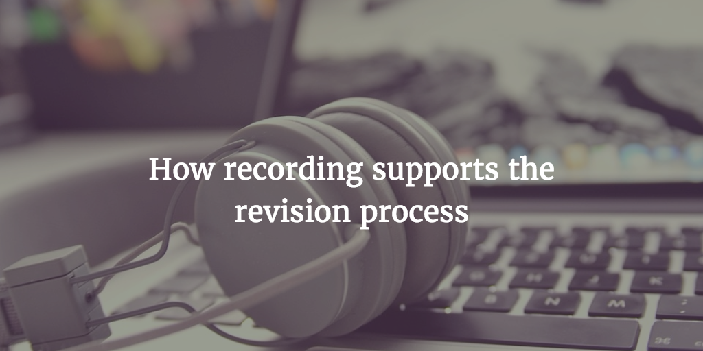 recording revision
