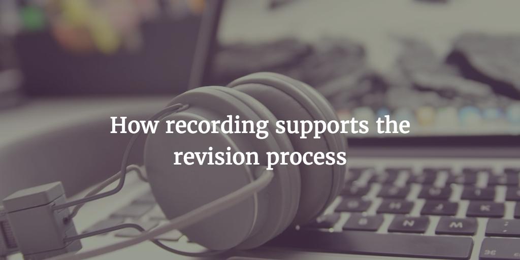 recording revision