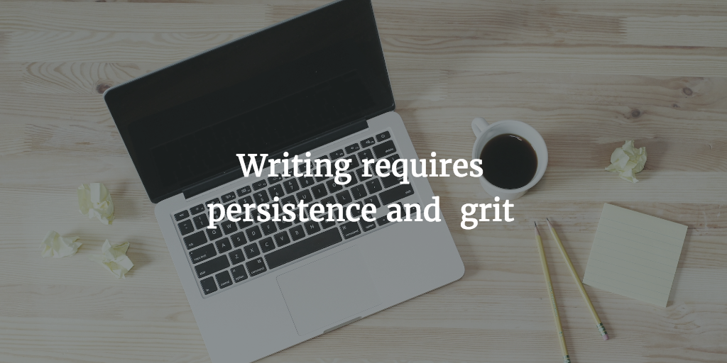persistence and grit