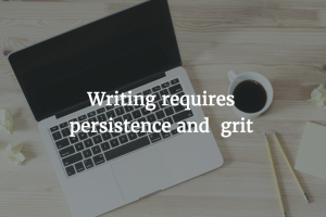 Two Books to Build Your Writing Resilience