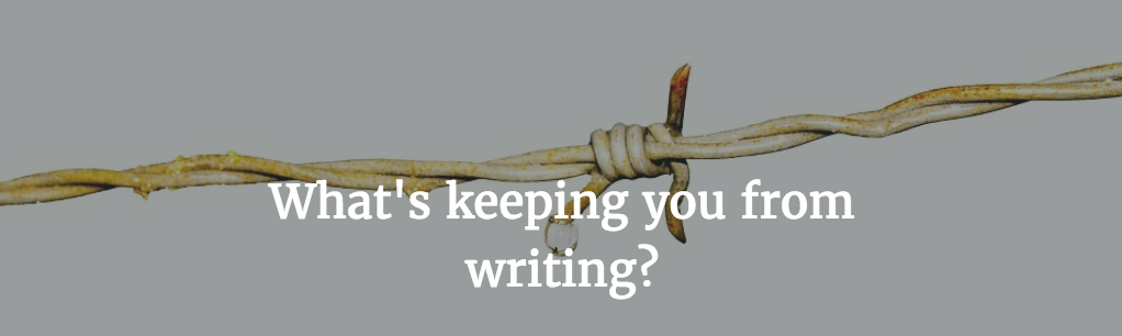 Remove Your Writing Barriers