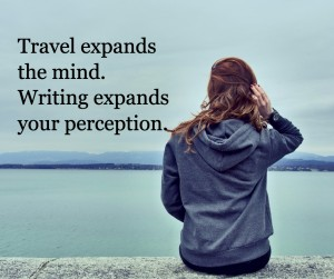 travel expands