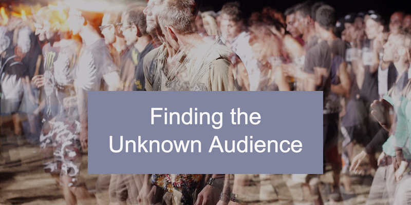 unknown audience