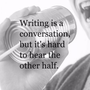writing conversation
