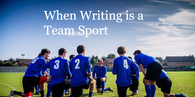 writing soccer team