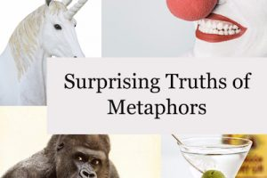 Metaphors in Nonfiction: Unexpected Truths