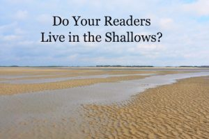 Books for Writers: The Shallows