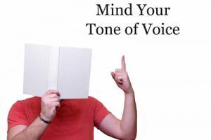 Mind Your Tone of Voice