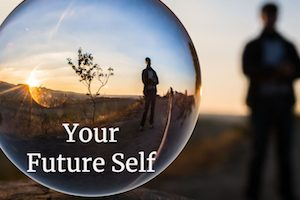 Enlisting Your Future Self as Your Writing Partner