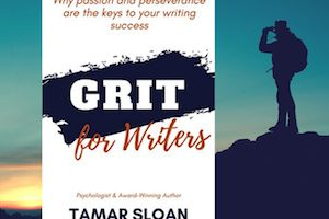 Grit for Writers by Tamar Sloan [A Book Review]