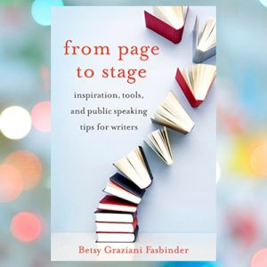 From Page to Stage: Speaking for Writers
