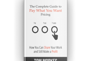 Pay What You Want Pricing – A Book Review
