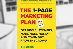 The 1-Page Marketing Plan: A Short Guide to Long-Term Success