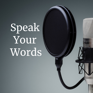 What I Learned about Writing from Narrating Audiobooks