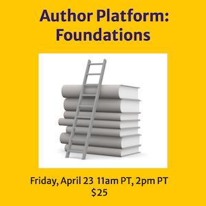Author Platform: Foundations