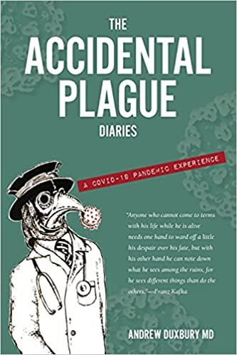 Cover of book The Accidental Plague DIaries